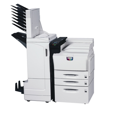 012HP3N1 Kyocera FS-C8100DN FS 8100DN A4 A3 Colour Duplex Network Laser Printer  - Refurbished with 3 months RTB warranty