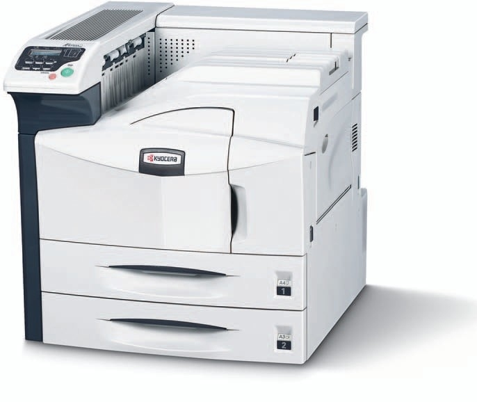 1102GZ3NL1 Kyocera FS-9120DN FS 9100DN A4 A3 Mono Duplex Network Laser Printer  - Refurbished with 3 months RTB warranty