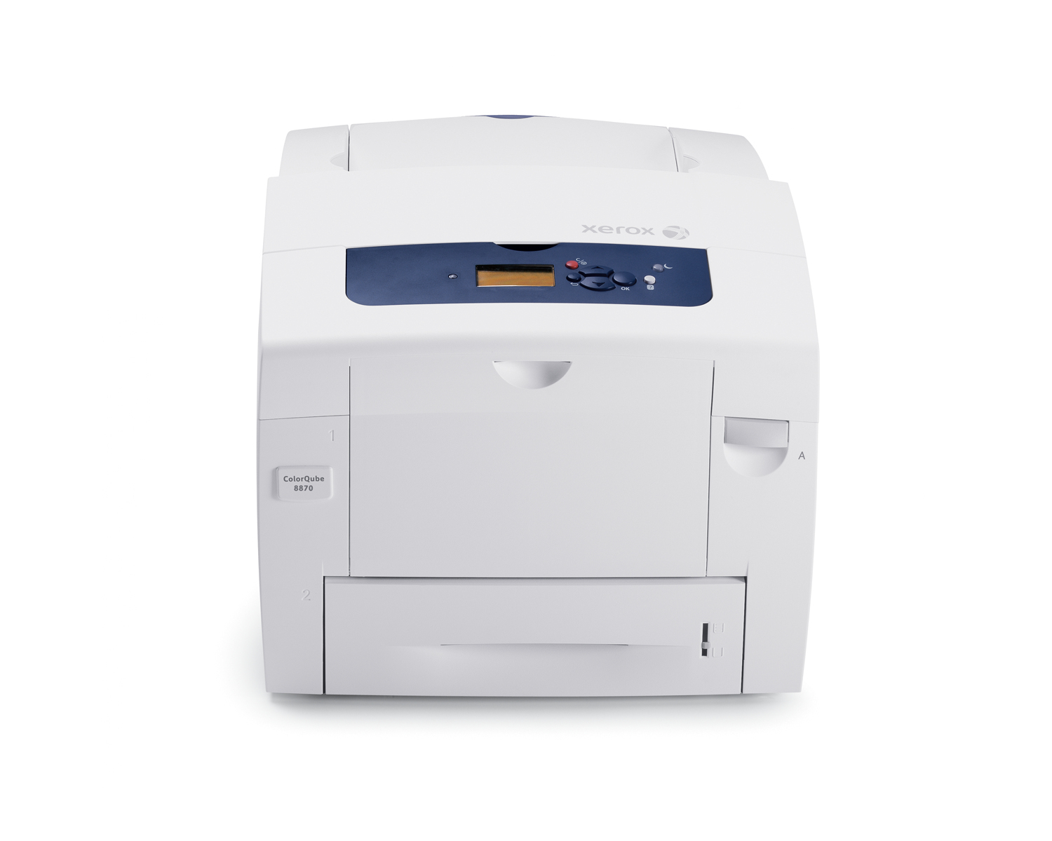 8870_DN Xerox Phaser 8870DN 8870 A4 Workgroup USB Duplex Network Wax Printer  - Refurbished with 3 months RTB warranty
