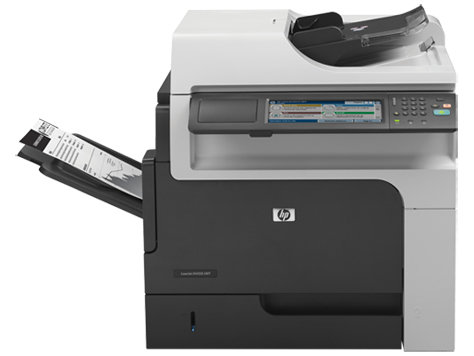 CE738A201 HP LaserJet M4555h M4555 A4 Mono Multifunction Mono Laser Printer - Refurbished with 3 months RTB warranty