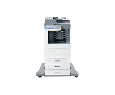 X658DTME Lexmark X658DE X656 MFP A4 Mono Network Duplex Multifunction Printer  - Refurbished with 3 months RTB warranty