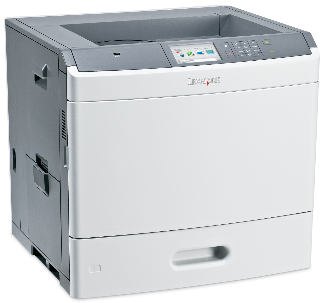 47B0001 Lexmark C792DE C792 Colour A4 Network & Duplex Ready Laser Printer  - Refurbished with 3 months RTB warranty