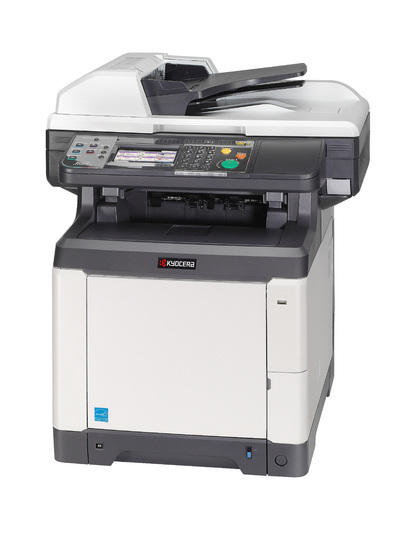 1102M83NL0 Kyocera FS-C2526 C2526 A4 Colour USB Network Duplex Laser Printer - Refurbished with 3 months RTB warranty