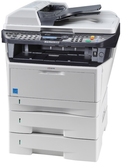 1102ML3NL0 Kyocera FS-1135MFP FS-1135 A4 Mono Duplex USB Network Multifunction  - Refurbished with 3 months RTB warrantyPrinter