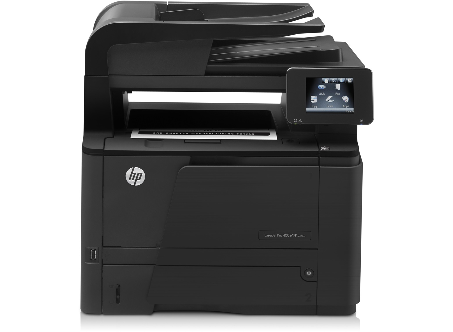 CF286A HP LaserJet Pro 400 M425dn M425 MFP USB Mono Duplex Network USB Printer - Refurbished with 3 months RTB warranty