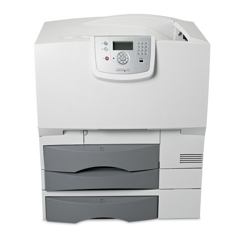 10Z0374 Lexmark C782N C782 A4 Colour Network Ready Workgroup Laser Printer - Refurbished with 3 months RTB warranty