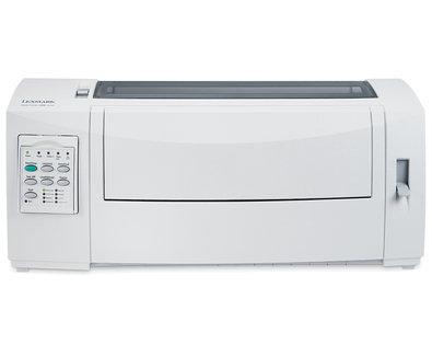 11C2841 Lexmark 2590 Plus A4 USB Parallel Mono Dot Matrix Printer - Refurbished with 3 months RTB warranty