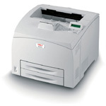 01147801 OKI B6200n B6200 A4 Network USB Serial A4 Mono Desktop Laser Printer - Refurbished with 3 months RTB warranty