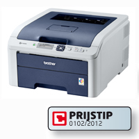 Brother HL-3040CN HL 3040CN USB Network Desktop A4 Colour Laser Printer  HL3040CNZU1 - Refurbished