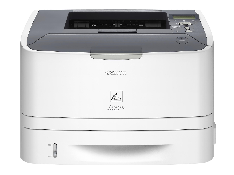 Canon i-Sensys LBP-6650DN 6650 A4 Mono Duplex Network USB Laser Printer  3549B001 - Refurbished