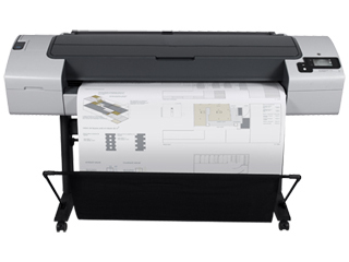 "HP DesignJet T790 44"" Network USB A0 Wide Format Plotter CR649A - Refurbished"