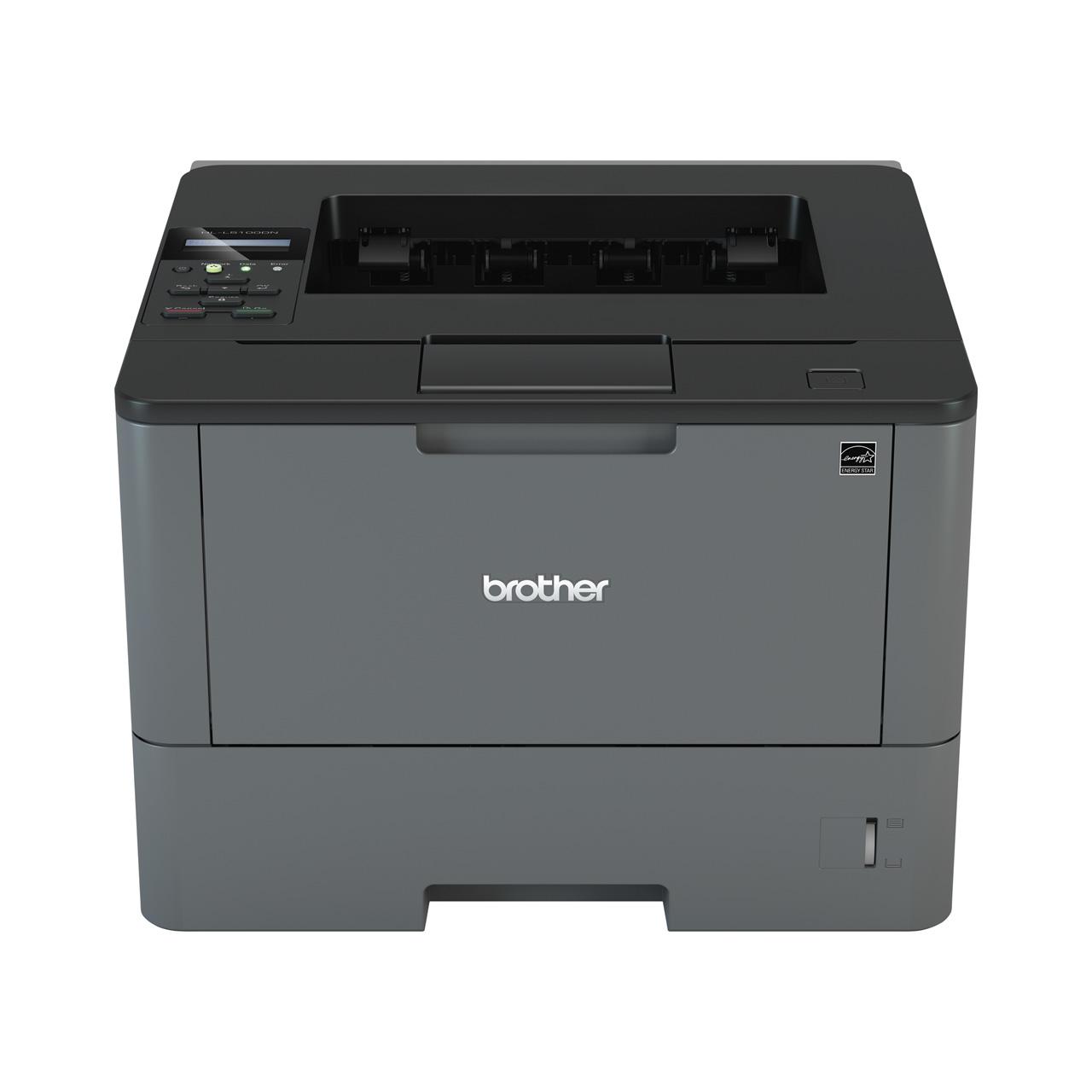 brother HL-L5100DN A4 Mono Laser Printer HLL5100DNZU1 - MW01