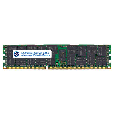 664692-001 HP Spare 16GB 2Rx4 PC3L-10600R-9 Kit Refurbished with 1 year warranty