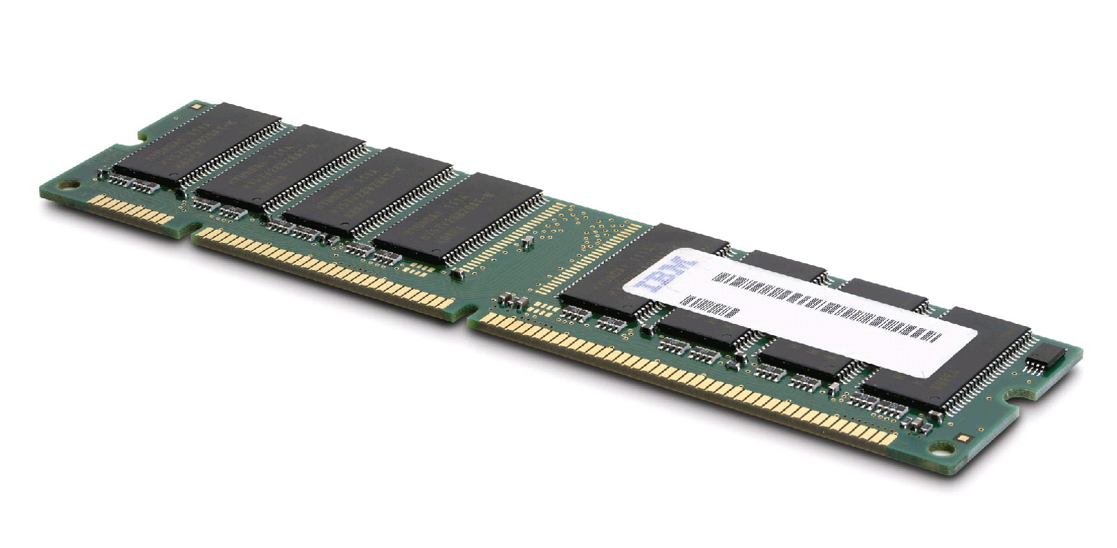00D7096 IBM 16Gb PC3L-10600 CL9 ECC DDR3 LP RDIMM Refurbished with 1 year warranty
