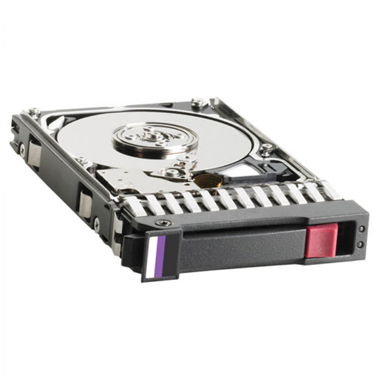 "Hewlett Packard Enterprise Hpe Dual Port Enterprise - Hard Drive - 72 Gb - Hot-swap - 2.5"" Sff - Sas - 15000 Rpm 418371-b21 - xep01"