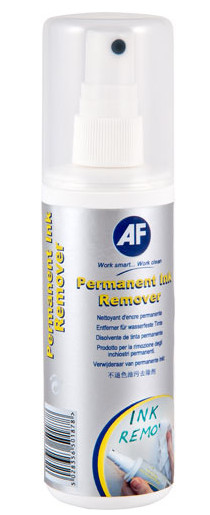 af Af Permanent Ink Remover Spray 125ml Pir125 - AD01