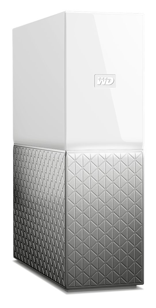 Wd - Ext Hdd Desktop             Mycloud Home 4tb 3.5in              Usb 3.0                          In Wdbvxc0040hwt-eesn