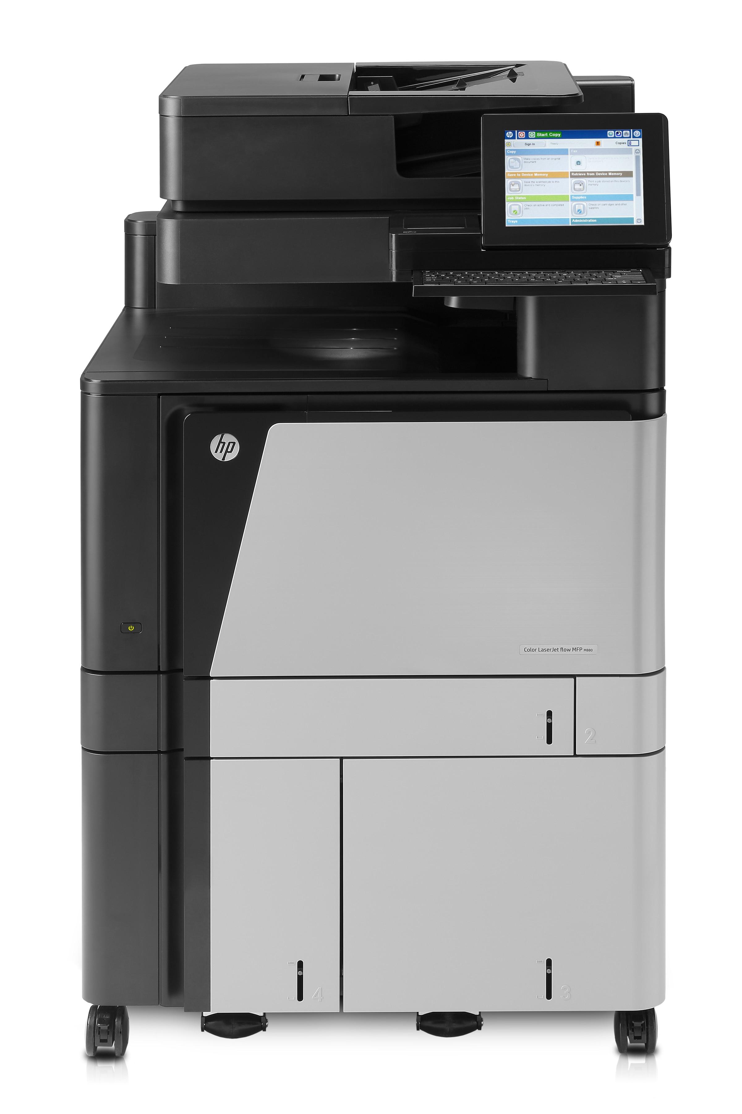 HP Colour LaserJet Enterprise M880Z+ MFP A2W76A - Refurbished
