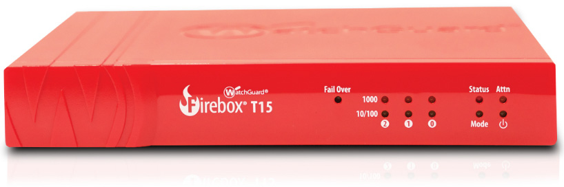 Wgt16997-ww watchguard T15w Mssp Appliance - NA01