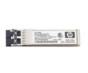 Hewlett Packard Enterprise Hpe - Sfp (mini-gbic) Transceiver Module - 4gb Fibre Channel - For 4gb San Switch; Hpe 8gb; Storageworks 8/20, 8gb, Msl2024, Msl4048, Msl8096, Sn6000 A7446b - xep01