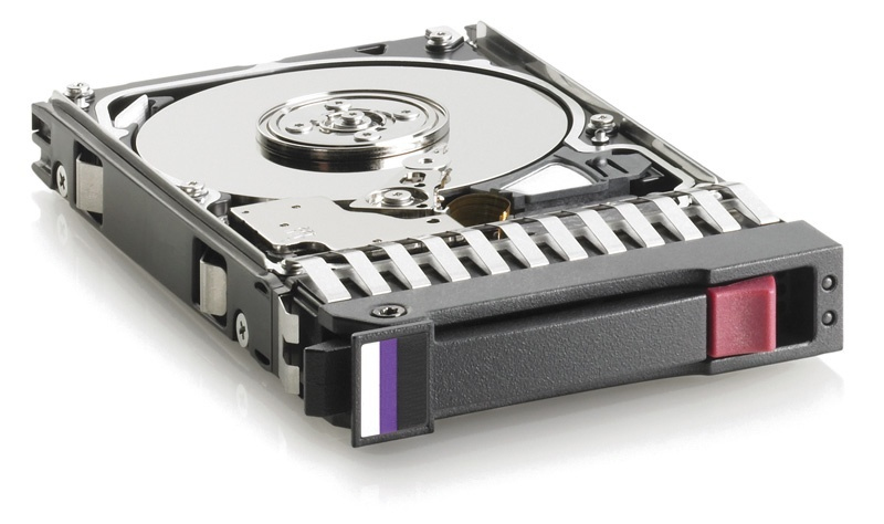 "Hewlett Packard Enterprise Hpe Single Port - Hard Drive - 72 Gb - Hot-swap - 2.5"" - Sas - 10000 Rpm 375861-b21 - xep01"