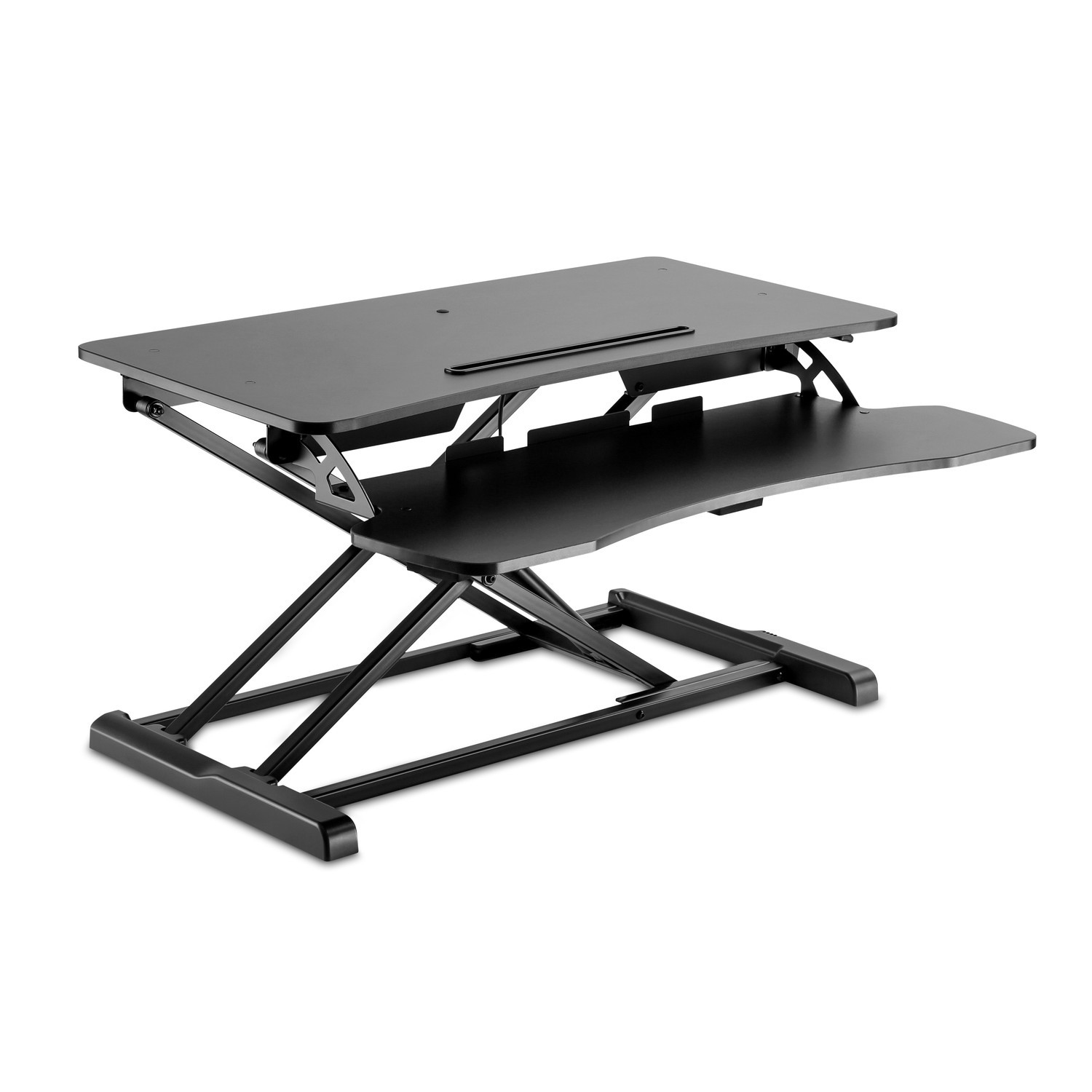 V7 - Mounts And Stands           Sit-stand Essential Workstation     Up To 33 Lbs (15 Kg) - Adj Hgt   In Dt2ssb-1e