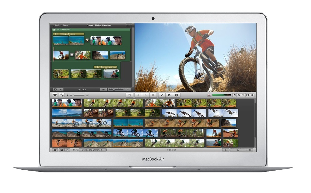 "MD760LL/B Apple MacBook Air A1466, Core i5 1.4, 13.3"" screen, 8gb RAM, 128GB SSD - Refurbished Grade A."
