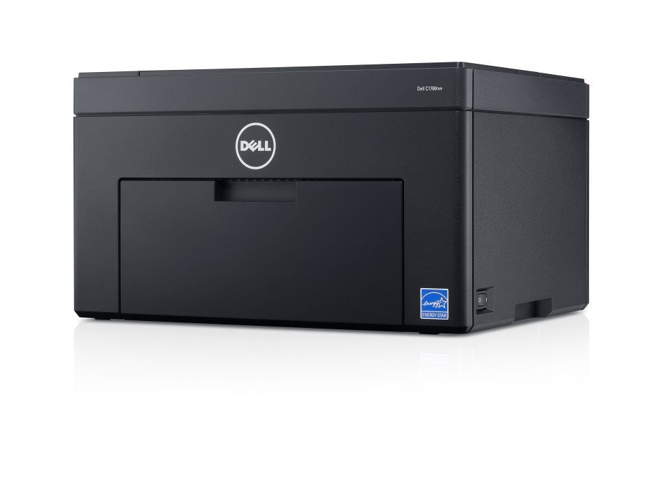 210-41094 Dell C1760nw Colour Printer - Refurbished with 3 months RTB Warranty.