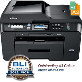 Brother MFC-J6910DW A3  Printer - Refurbished