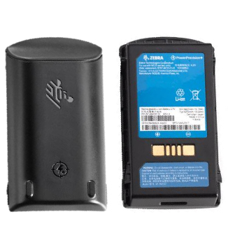 Zebra BTRY-MC33-52MA-01 Lithium-Ion PP+MC3300 High Capacity Battery NEW Li-Ion
