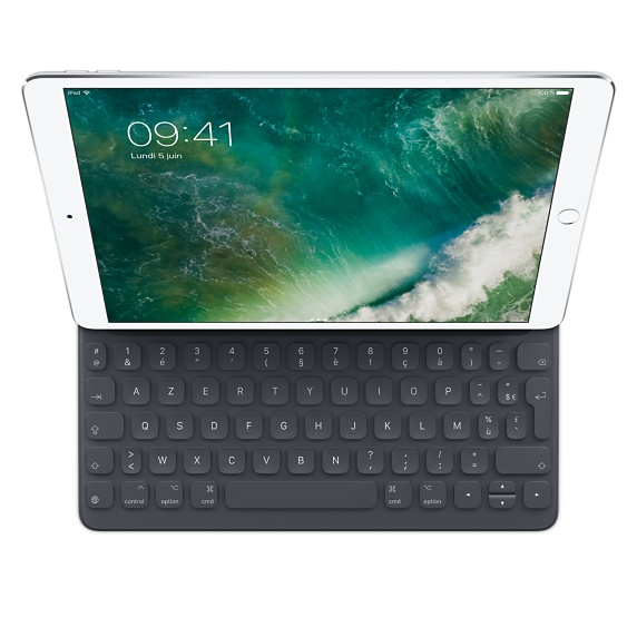 10.5 Ipad Pro Smart Keyboard French Mptl2f/a - WC01