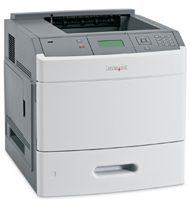 3069001 Lexmark TS654DN Mono Laser Printer – Refurbished