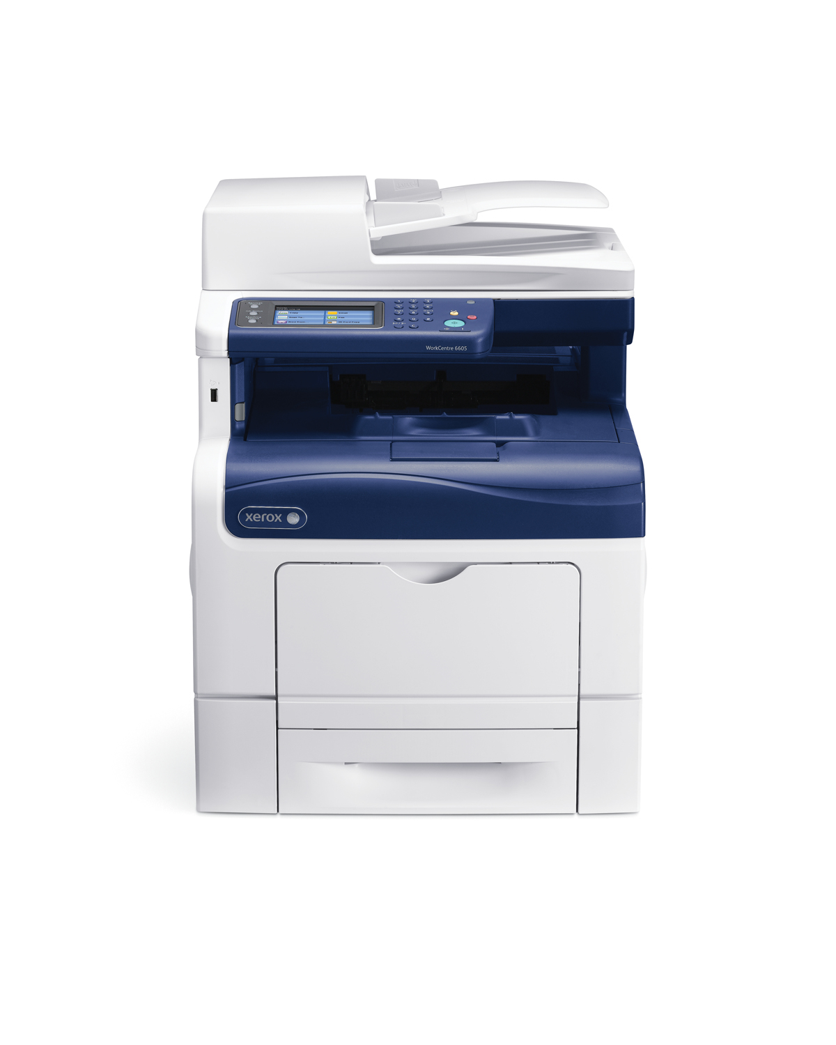 6605V_DNSP1 Xerox Workcentre 6605DN Colour Printer  - Refurbished