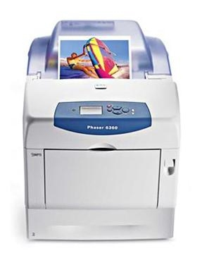 6360_DN Xerox Phaser 6360DN Colour Laser Printer - Refurbished