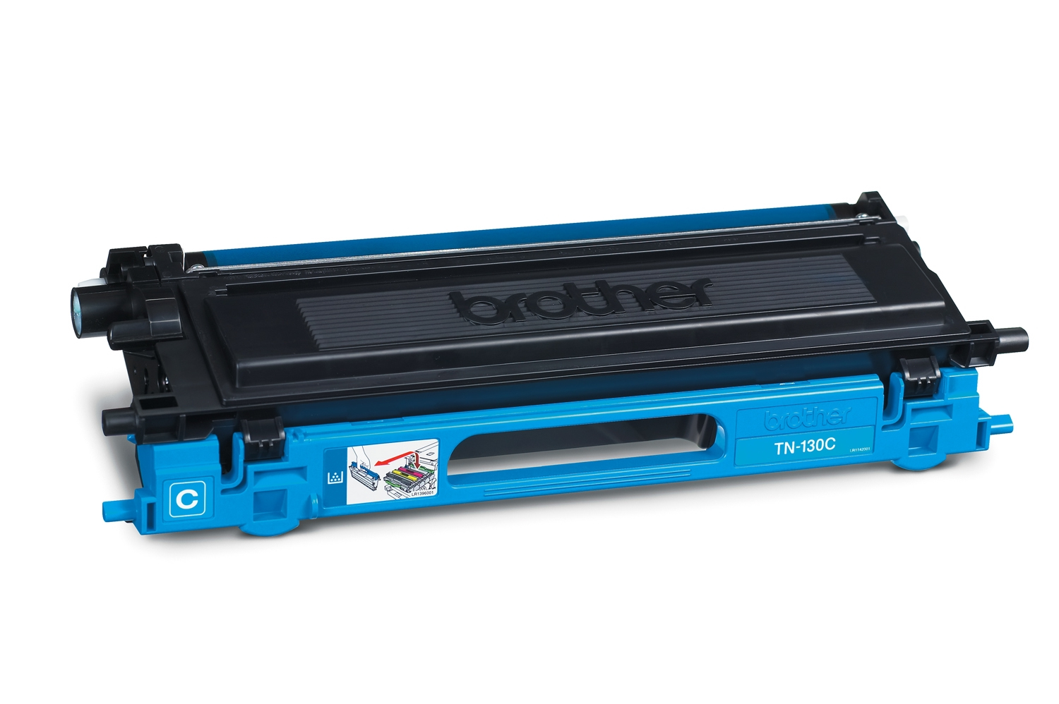 Tn130c brother Cyan Toner Dcp9040/5 Mfc9440 1.5k - AD01