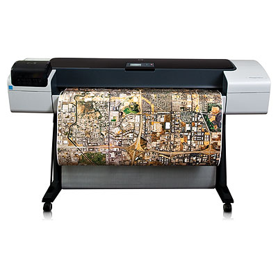 CK834A HP Designjet T1200 PostScript (A4, A3, A2, A1, A0) Printer - Refurbished