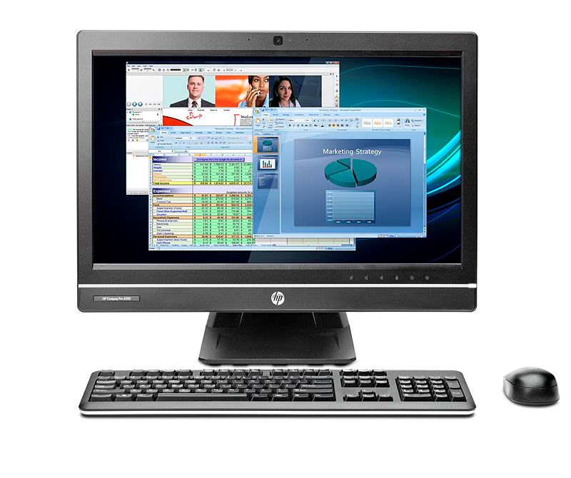 C2Z44ET HP Compaq Pro 6300 All-in-One Business PC
