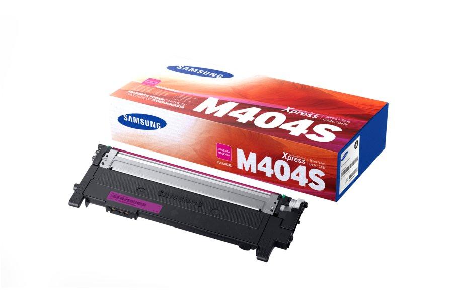 Samsung Toner Magenta Pages 1.000 CLT-M404S/ELS - eet01