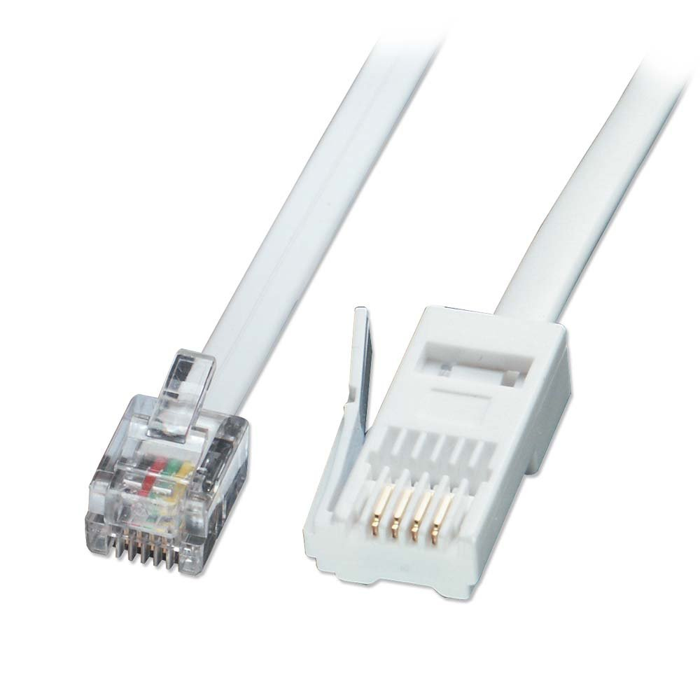 35033 lindy 2m Usbt Fax/modem Cable 4wr - NA01