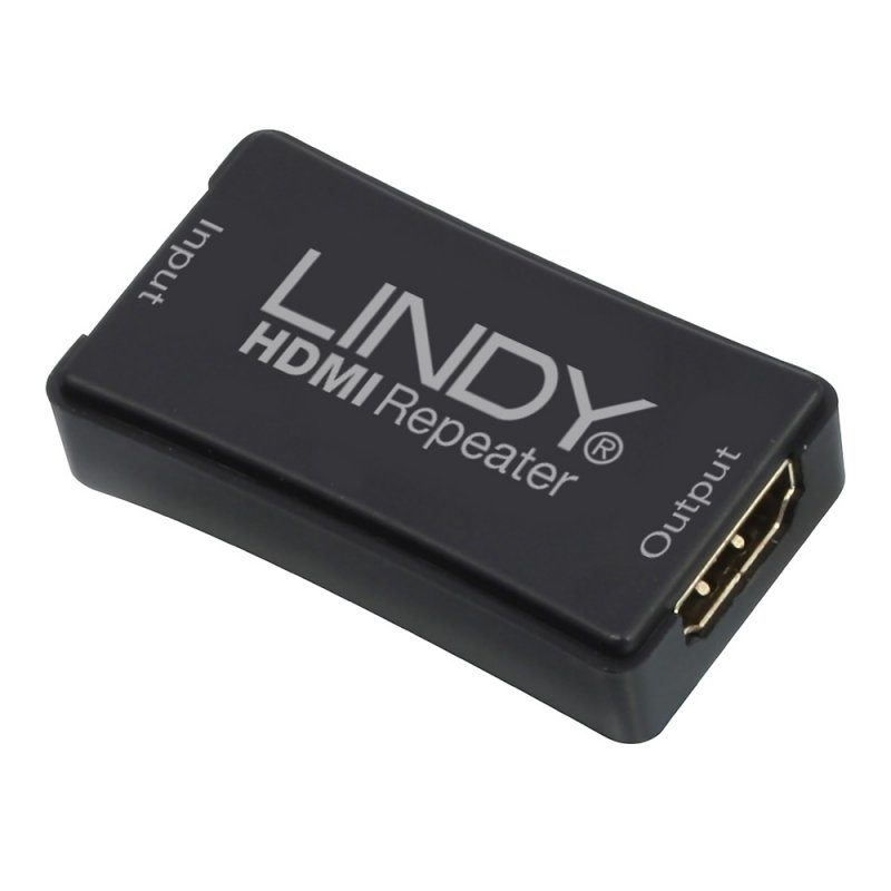 38015 lindy 4k Hdmi Repeater / Extender. - NA01