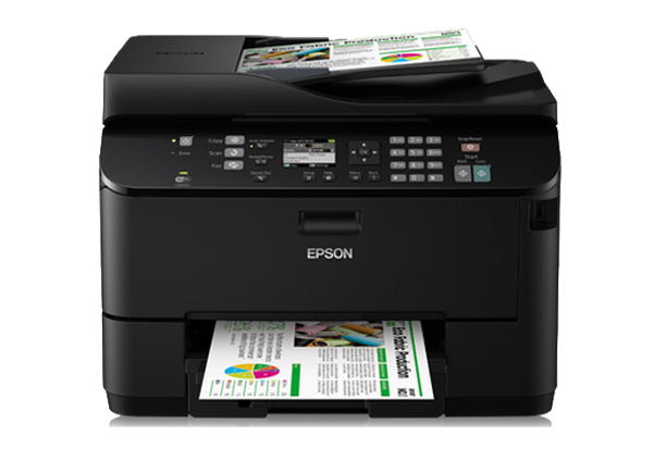 C11CB33301 Epson WorkForce Pro WP-4535 DWF Printer - Refurbished