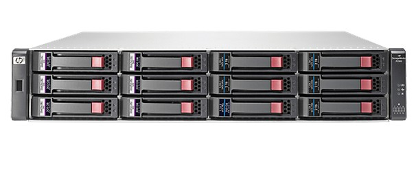 Hewlett Packard Enterprise P2000 Lff Drive Enclosure (chassis Only) Ap843b - xep01