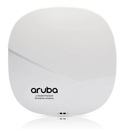 Hewlett Packard Enterprise Aruba Ap-315 802.11n/ac Wave 2 Acc 4x4 Mu-mimo, Dual Radio, Integrated Antennas Jw797a - xep01