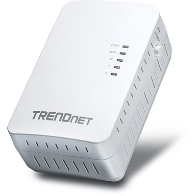 Tpl-410ap trendnet Powerline 500 Av2 Wireless Access Point - NA01