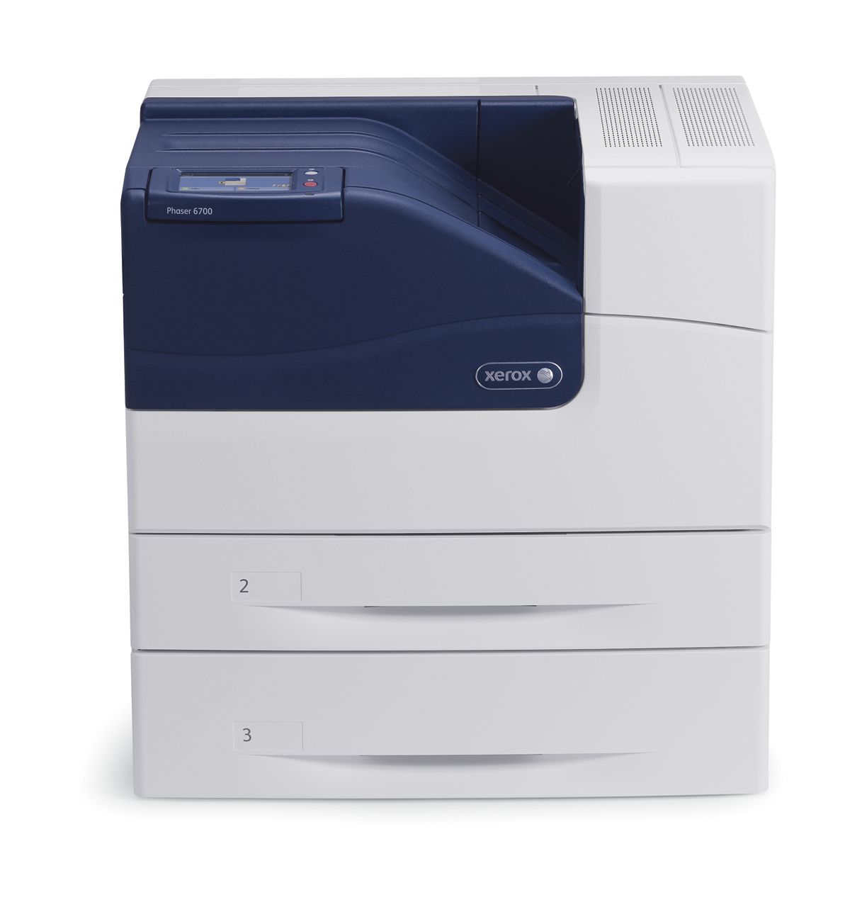 6700V_DT Xerox Phaser 6700DT Colour Laser Printer - Refurbished