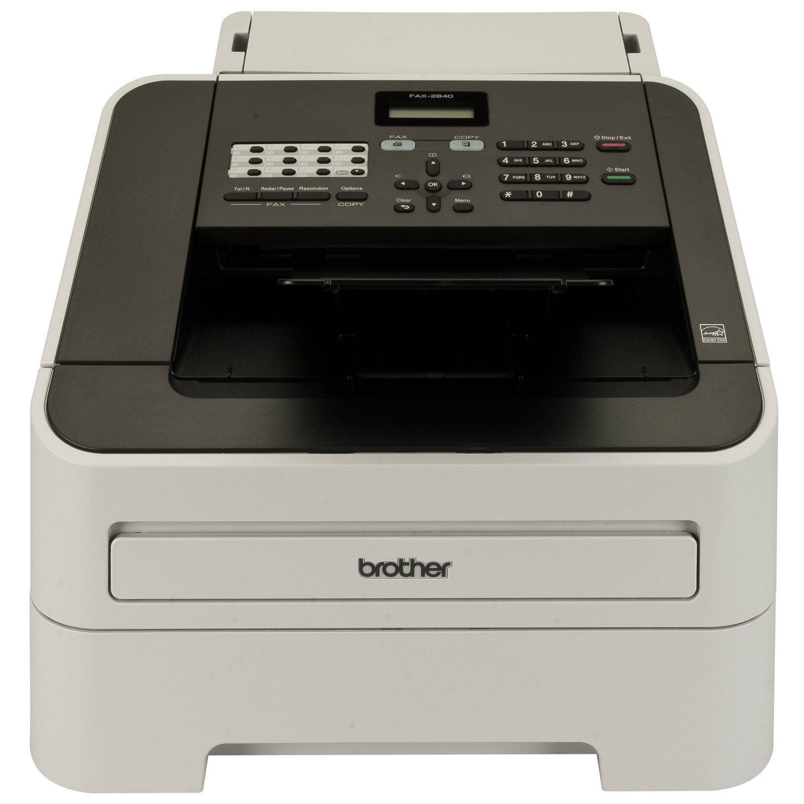 brother FAX-2840 Laser Fax Machine FAX2840ZU1 - MW01