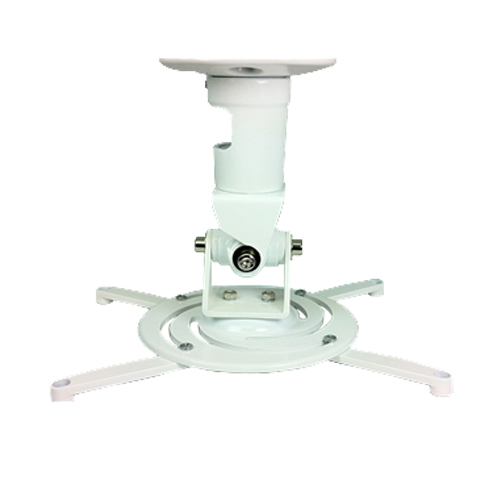 Amer - Display Mounts            Univ Ceiling Projector Mount        White                               Amrp100