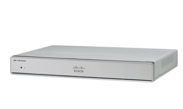 Cisco - Routing High End         Isr 1100 4 Ports Dsl                Annex A/m And Ge Wan Router      In C1117-4p