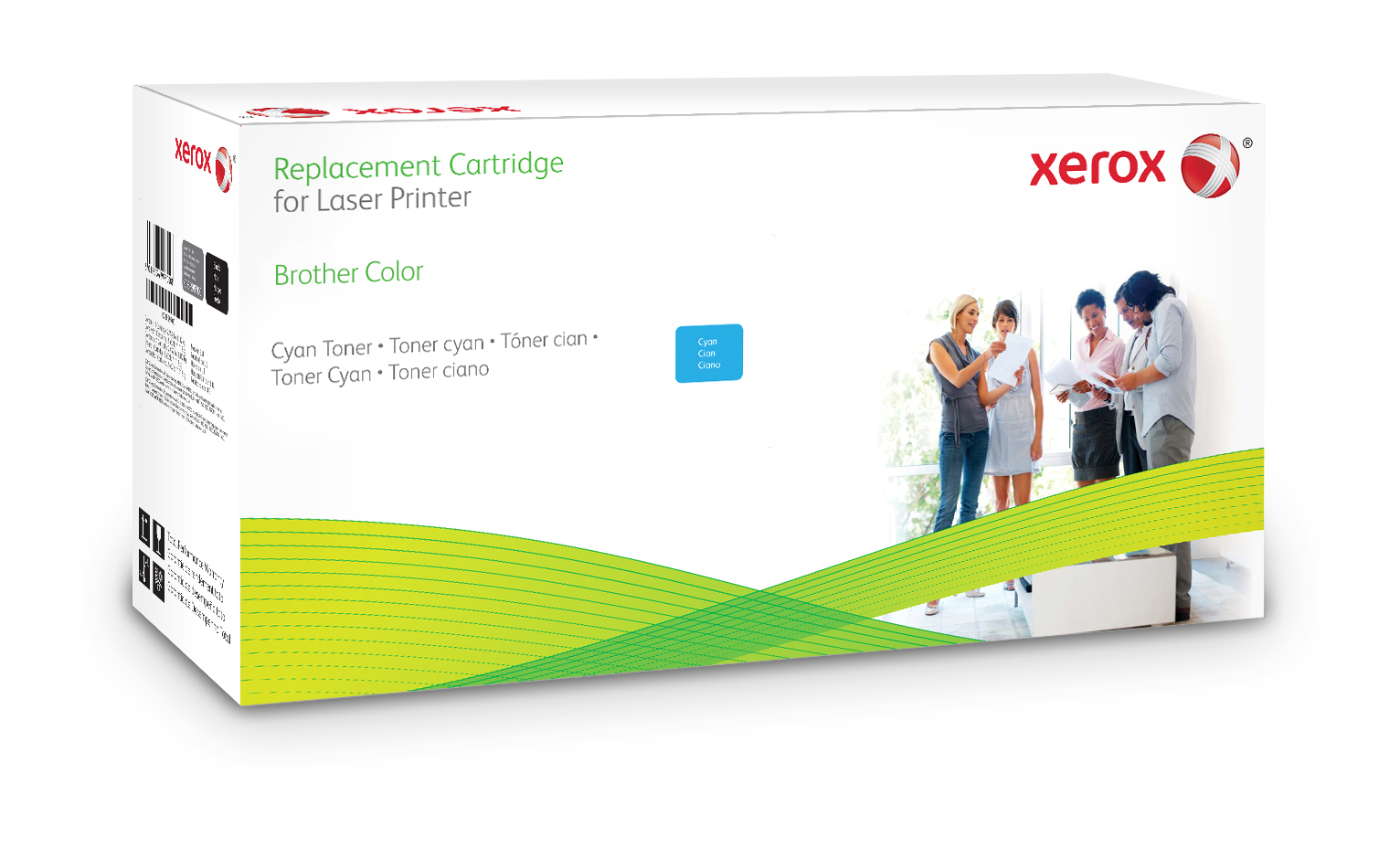 Xer006r03327   Xerox 006r03327 Toner          Replacement Cartridge                                        - UF01