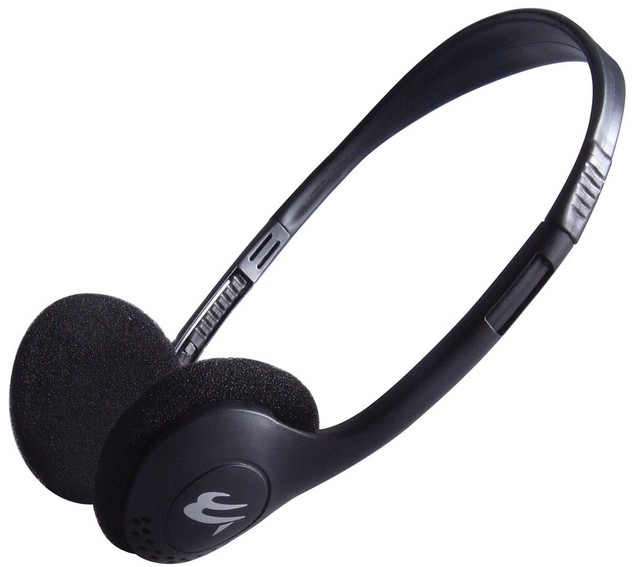 24-1503 computer gear Economy Stereo Headset Featuring Moulded - NA01